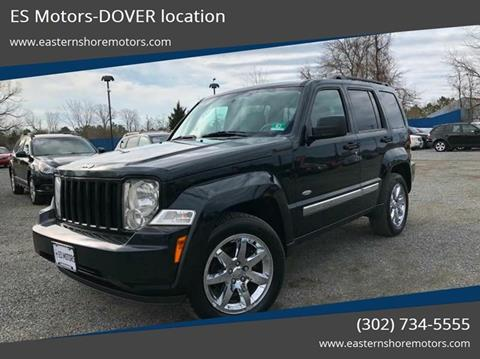 2012 Jeep Liberty for sale in Dover, DE