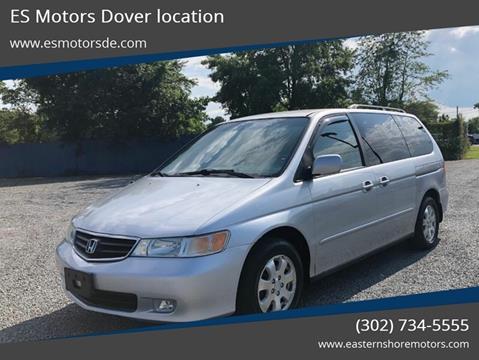2002 Honda Odyssey for sale in Dover, DE