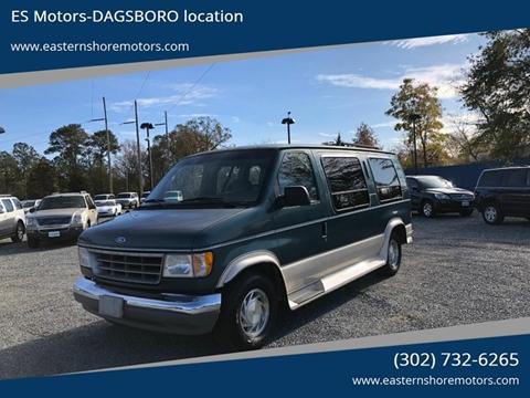 1996 Ford E-Series Cargo for sale in Dagsboro, DE
