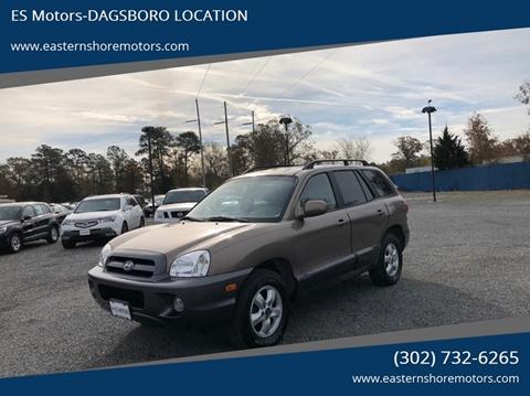 2006 Hyundai Santa Fe for sale in Dagsboro, DE