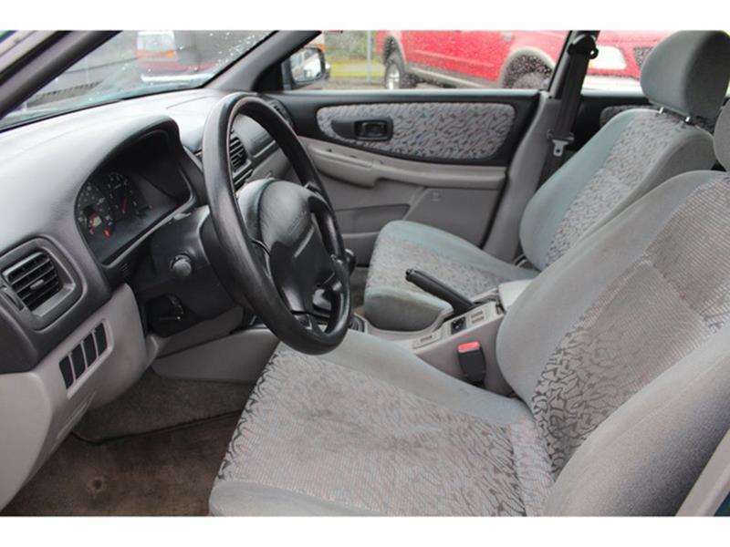 1998 Subaru Impreza AWD Outback Sport 4dr Wagon - Puyallup WA