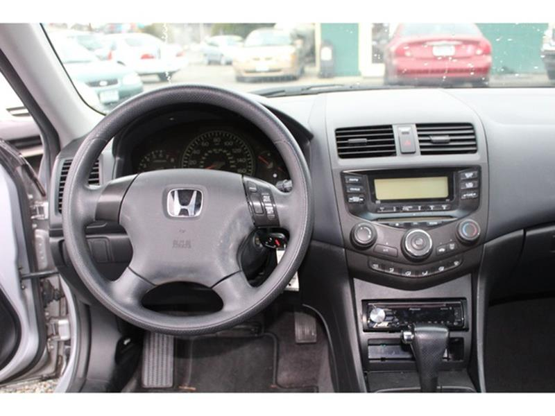 2004 Honda Accord LX 4dr Sedan - Puyallup WA