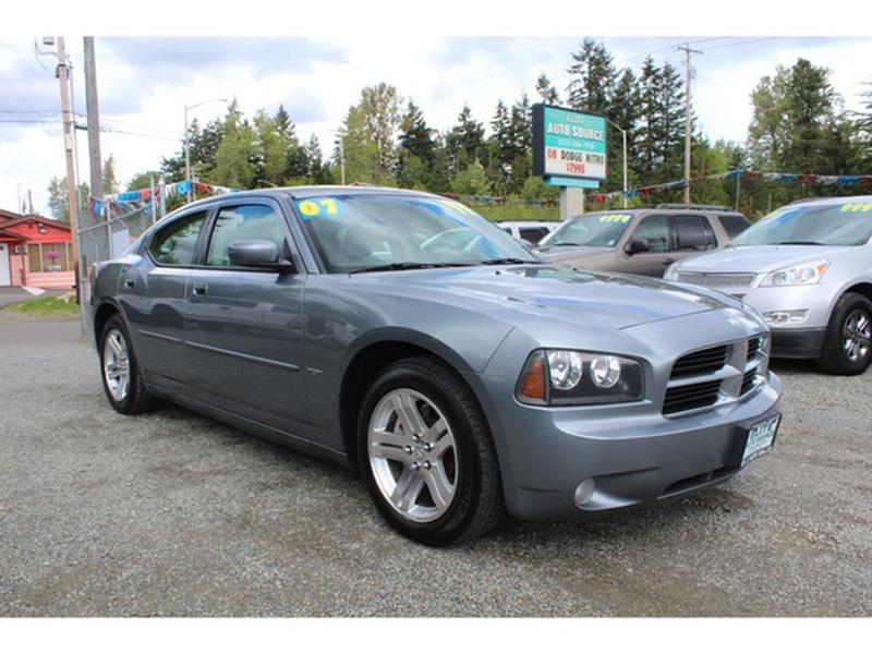 2007 Dodge Charger RT 4dr Sedan - Puyallup WA