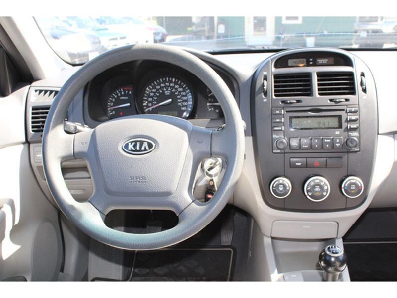 2008 Kia Spectra EX 4dr Sedan (2L I4 5M) - Puyallup WA