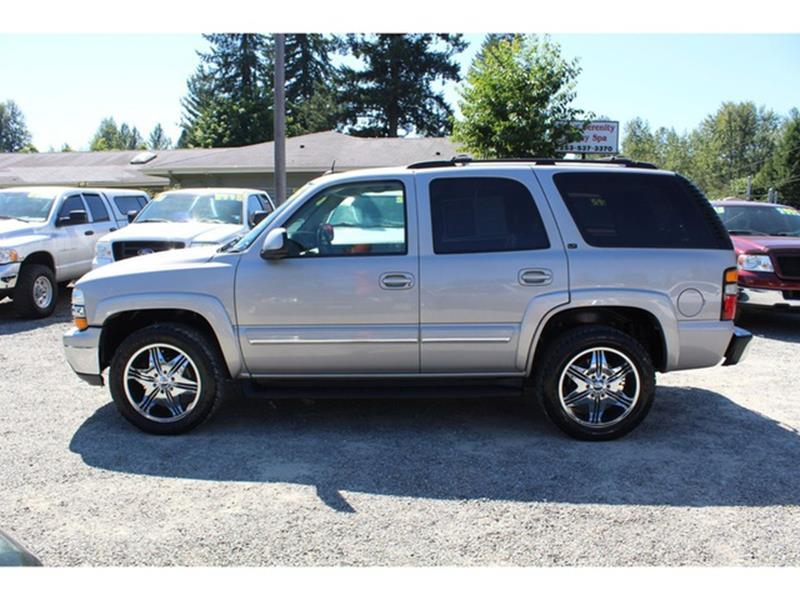 2005 Chevrolet Tahoe LT 4WD 4dr SUV - Puyallup WA
