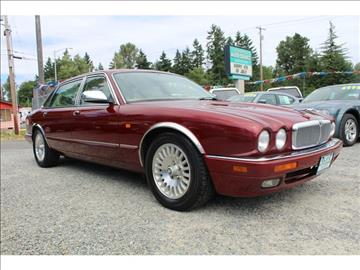 1997 Jaguar XJ-Series