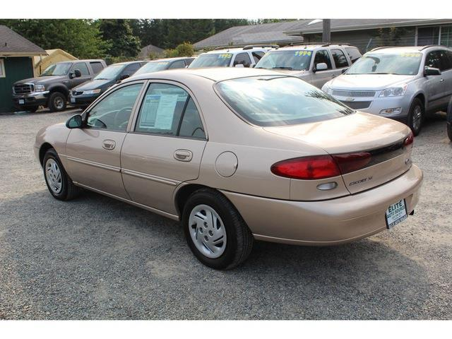1998 Ford Escort SE 4dr Sedan - Puyallup WA