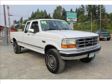 1994 Ford F-250 for sale in Puyallup, WA
