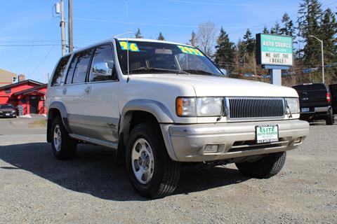 used isuzu trooper for sale - carsforsale®