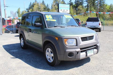 2005 Honda Element for sale in Puyallup, WA
