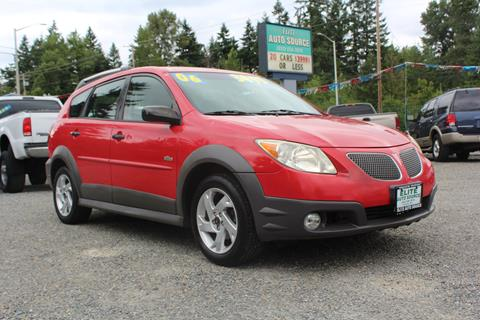 2006 Pontiac Vibe for sale in Puyallup, WA