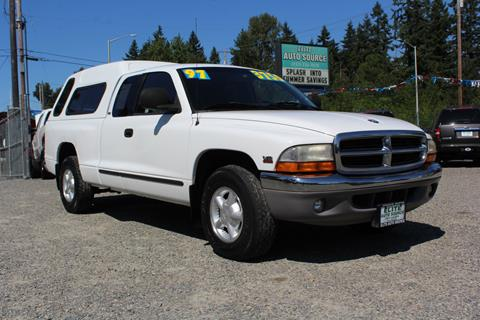 1997 Dodge Dakota for sale in Puyallup, WA
