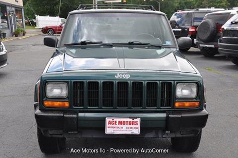 2001 Jeep Cherokee for sale in Warrenton, VA