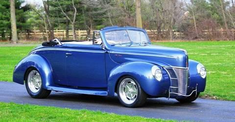 1940 Ford Super Deluxe for sale in Philadelphia, PA
