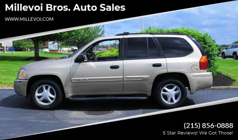 2004 GMC Envoy for sale at Millevoi Bros. Auto Sales in Philadelphia PA