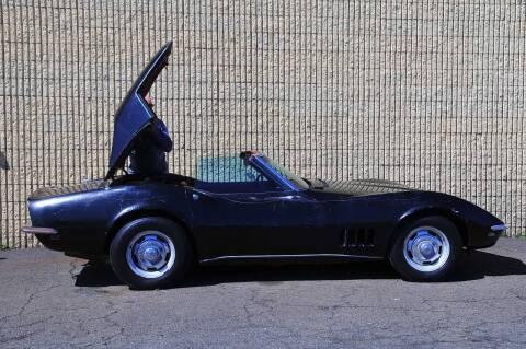 1968 Chevrolet Corvette for sale at Millevoi Bros. Auto Sales in Philadelphia PA