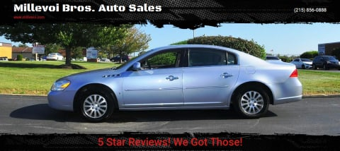 2006 Buick Lucerne for sale at Millevoi Bros. Auto Sales in Philadelphia PA