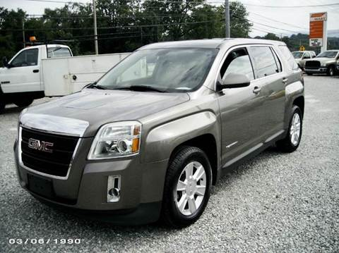 gmc terrain for sale in jacksboro tn. Black Bedroom Furniture Sets. Home Design Ideas