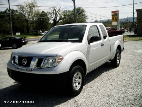 2012 Nissan Frontier for sale in Jacksboro, TN