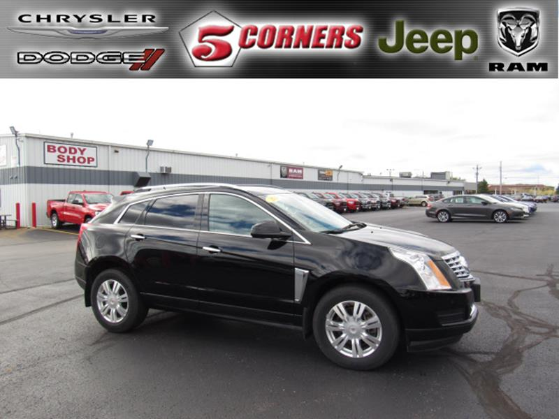 2014 Cadillac Srx Luxury Collection In Cedarburg Wi 5 Corners