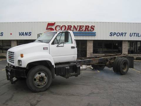 GMC For Sale in Cedarburg, WI - 5 Corners Isuzu Truck & Auto