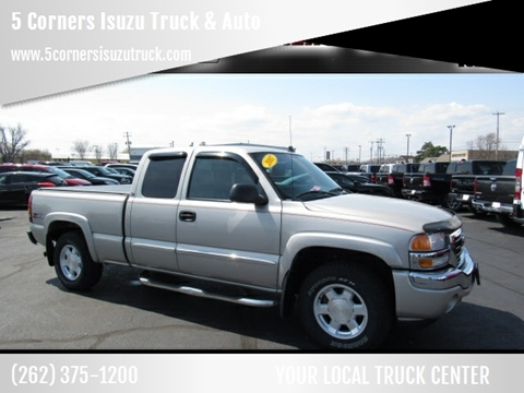 2007 Gmc Sierra For Sale >> 2007 Gmc Sierra 1500 Classic For Sale In Cedarburg Wi