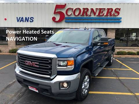 2018 GMC Sierra 2500HD for sale in Cedarburg, WI
