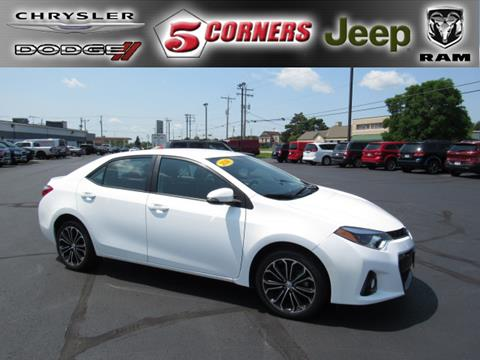 2016 Toyota Corolla for sale in Cedarburg, WI