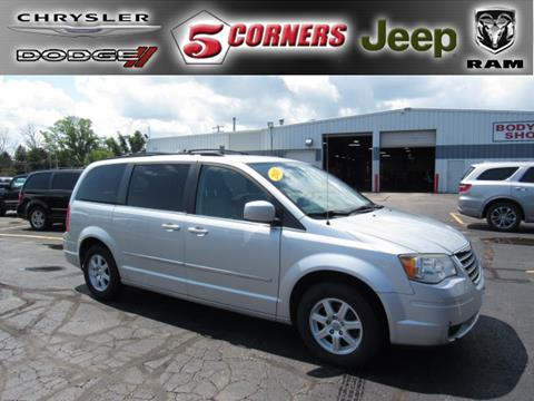 Chrysler Town And Country For Sale >> Chrysler Town And Country For Sale In Cedarburg Wi 5