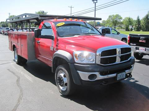 2008 Dodge Ram Chassis 5500 for sale in Cedarburg, WI
