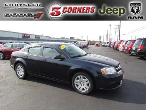 2012 Dodge Avenger for sale in Cedarburg, WI