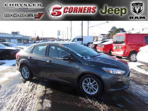 2015 Ford Focus for sale in Cedarburg, WI