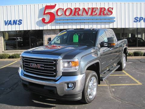 2017 GMC Sierra 2500HD for sale in Cedarburg, WI