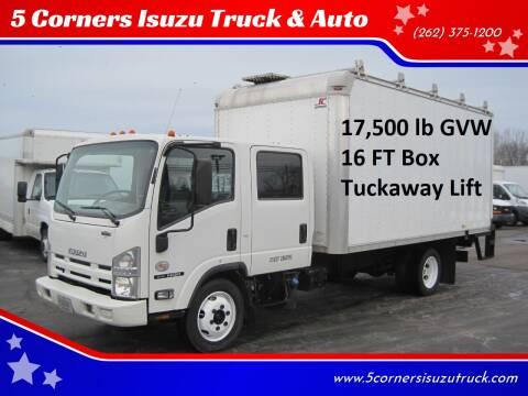 2011 Isuzu NQR for sale at 5 Corners Isuzu Truck & Auto in Cedarburg WI