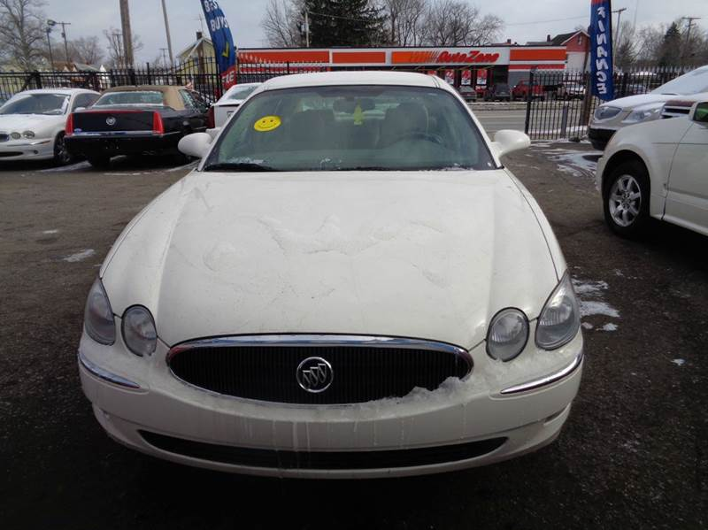 2007 Buick Lacrosse Cxl 4dr Sedan In Youngstown Oh