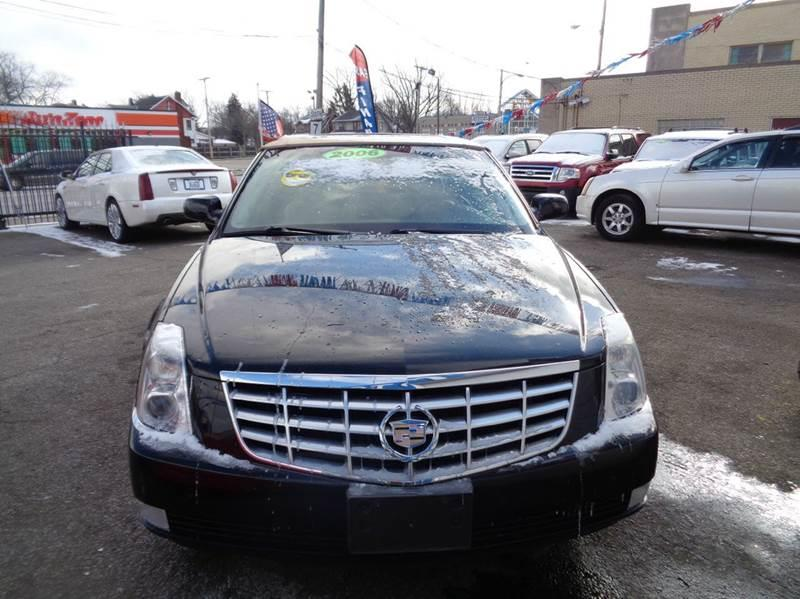 2006 Cadillac Dts In Youngstown Oh Castle Motors Llc