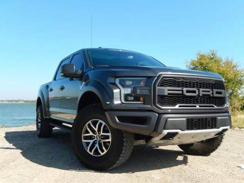 2017 Ford F-150 for sale at AUTO XTREME INC in Mesquite TX