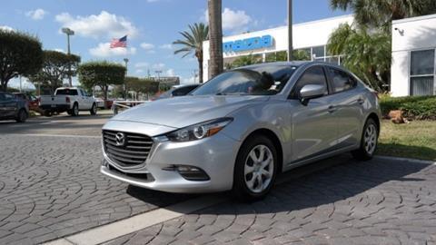 2017 Mazda MAZDA3 for sale in Miami, FL