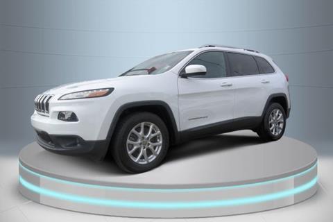 2016 Jeep Cherokee for sale in Miami, FL