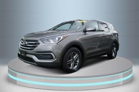 Mazda Santa Fe >> Hyundai Santa Fe Sport For Sale In Miami Fl Mazda Of