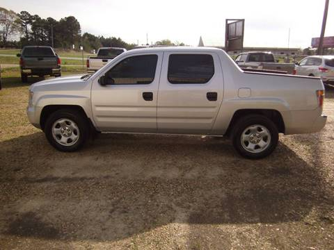 2008 Honda Ridgeline for sale in Wiggins, MS