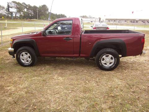 2007 GMC Canyon for sale in Wiggins, MS