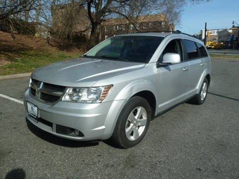 2010 Dodge Journey for sale at JOANKA AUTO SALES in Newark NJ