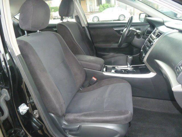 2013 Nissan Altima for sale at JOANKA AUTO SALES in Newark NJ