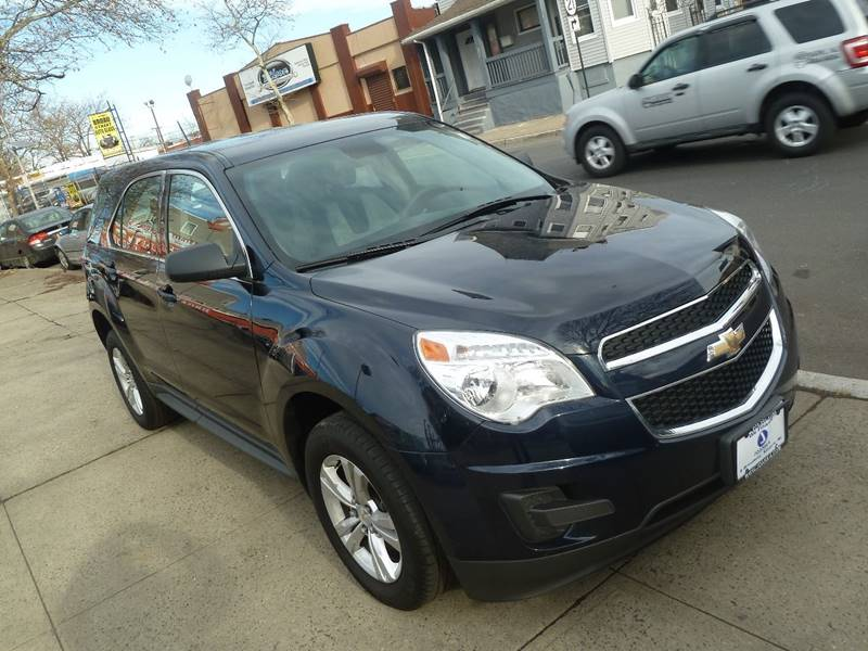 2015 Chevrolet Equinox Ls In Newark Nj Joanka Auto Sales