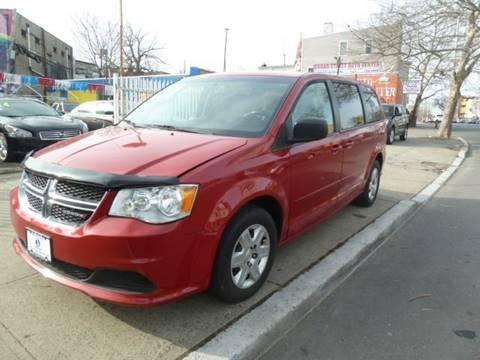 2012 Dodge Grand Caravan for sale in Newark, NJ