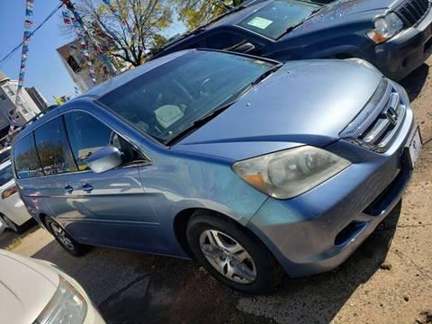 2007 Honda Odyssey for sale in Newark, NJ