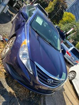 2012 Hyundai Sonata for sale at JOANKA AUTO SALES in Newark NJ