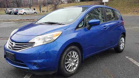 2015 Nissan Versa Note SL for sale at JOANKA AUTO SALES in Newark NJ