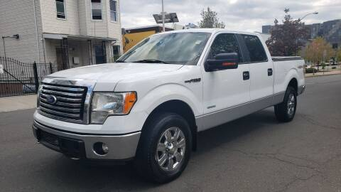 2011 Ford F-150 XLT for sale at JOANKA AUTO SALES in Newark NJ